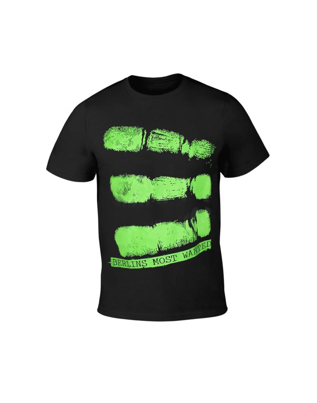 EASYdoesit T-Shirt Black on Black