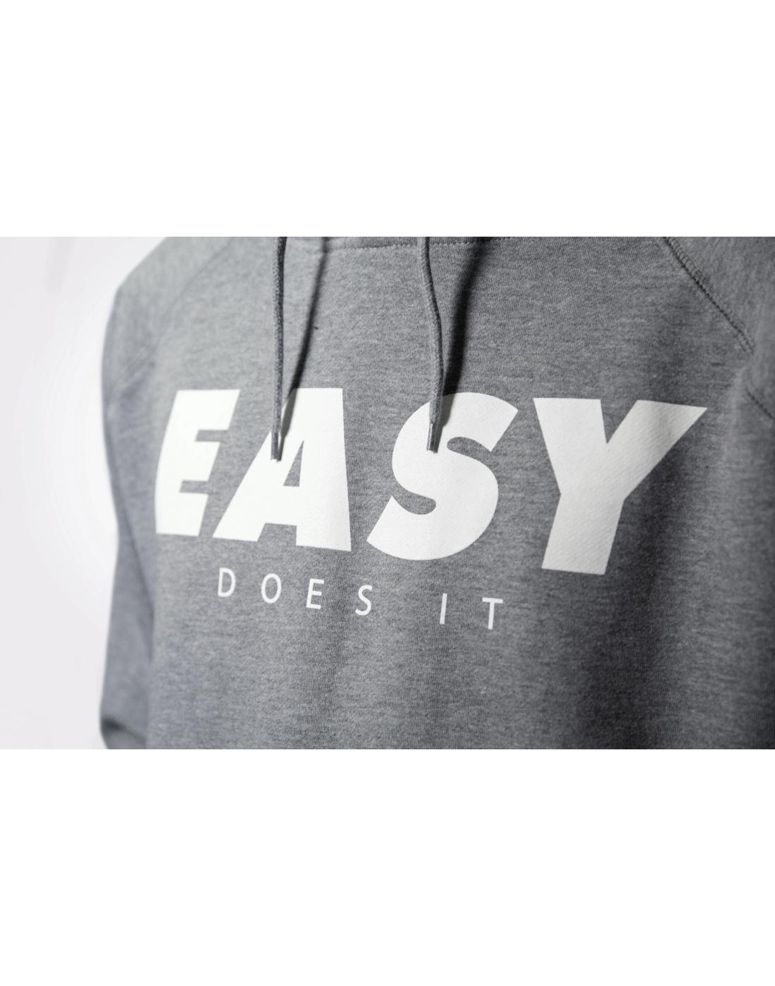EASY Hoodie Grey
